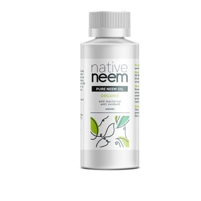 Native Neem Oil 100mls