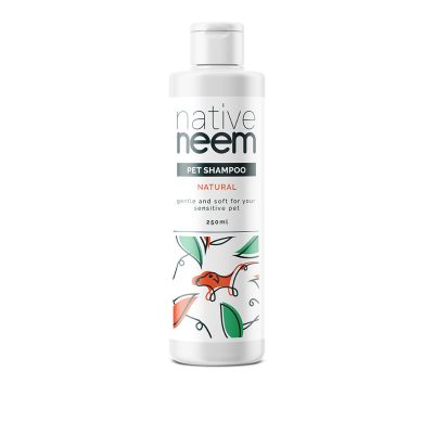Native Neem Pet Shampoo