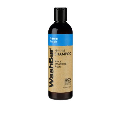 Wash Bar Neem Fresh Shampoo